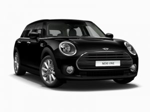 MINI One Blackyard Clubman
